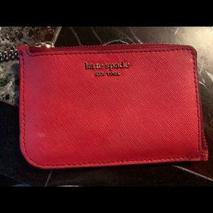 Kate spade NY card holder